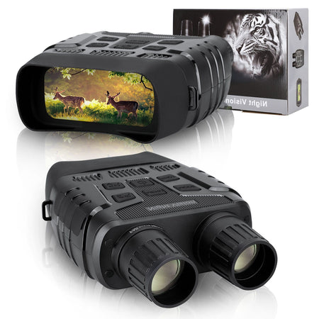 Clear Vision™ Binoculars - IR Digital Night Vision Optics