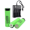 Battery (3 Pack)+ Charger - Clear Vision Scope