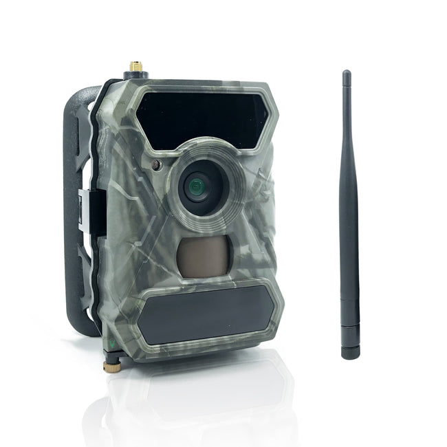 Clear Vision™ Cam - Cellular Wireless Wildlife Trail Camera
