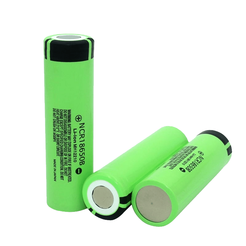 18650 Batteries - 3 Pack (3.7V 1500 mAh)