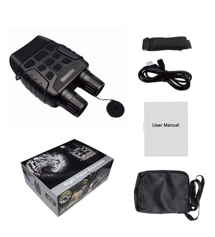 Clear Vision Binoculars™ - IR Digital Night Vision Optics
