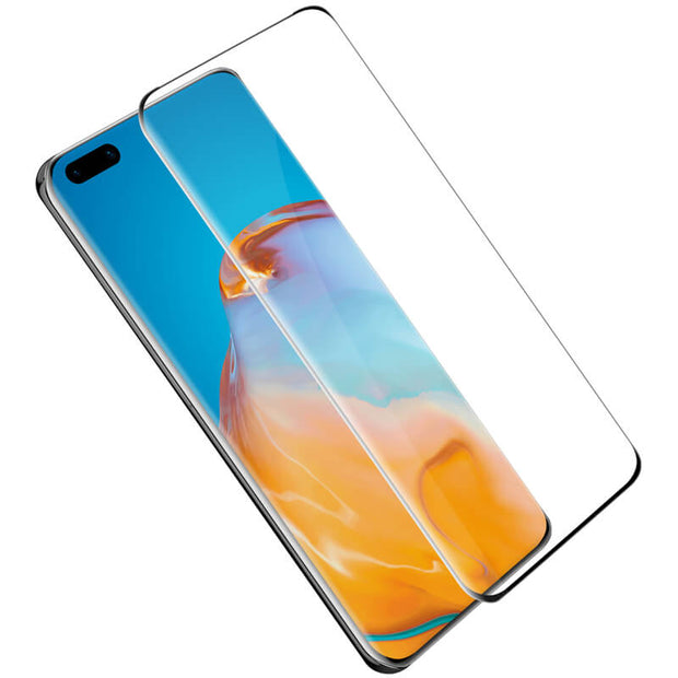 Huawei P40 Pro Full Coverage Tempered Glass Screen Protector