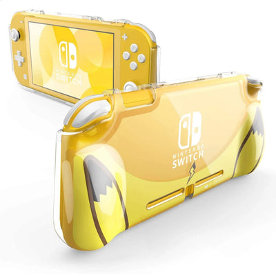 Mumba Nintendo Switch Lite Thunderbolt Series Crystal Protective Case