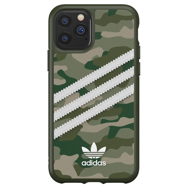 Adidas iPhone 11 Pro 5.8 (2019) 3-Stripes Snap Case