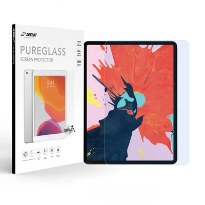 ZEELOT iPad Pro 11 (2020/2018) 2.5D PureGlass Anti Blue Ray Tempered Glass Screen Protector