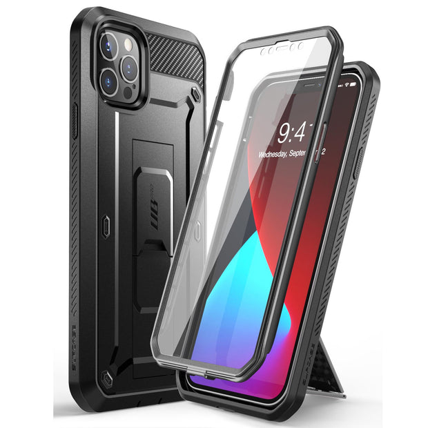 Supcase iPhone 12 Pro Max 6.7 (2020) UB Pro Series Full-Body Holster Case