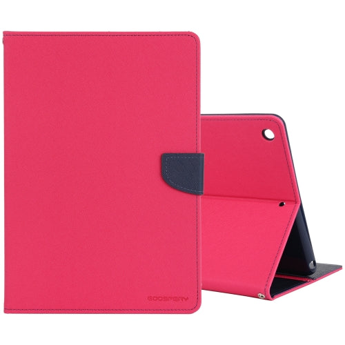 Goospery iPad 10.2 (2019) Fancy Diary Case