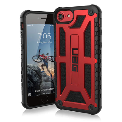 UAG iPhone 8 / 7 / 6 / SE (2020) Monarch Series Case - Mobile.Solutions