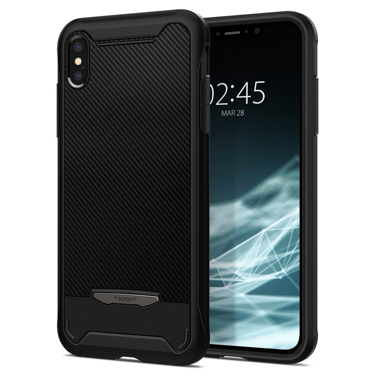 Spigen iPhone XS 5.8 / iPhone X Hybrid NX Case (Authentic) - Mobile.Solutions