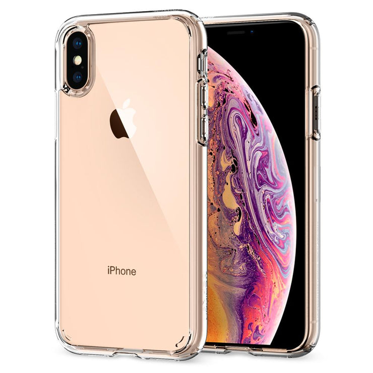 Spigen iPhone XS 5.8 / iPhone X Ultra Hybrid Case - Mobile.Solutions