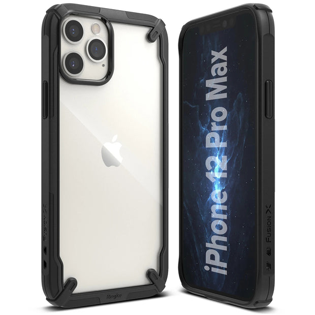 Ringke iPhone 12 Pro Max 6.7 (2020) Fusion X Series Case