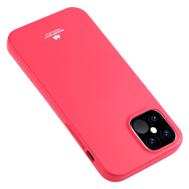 Goospery iPhone 12 Pro Max 6.7 (2020) Jelly Case