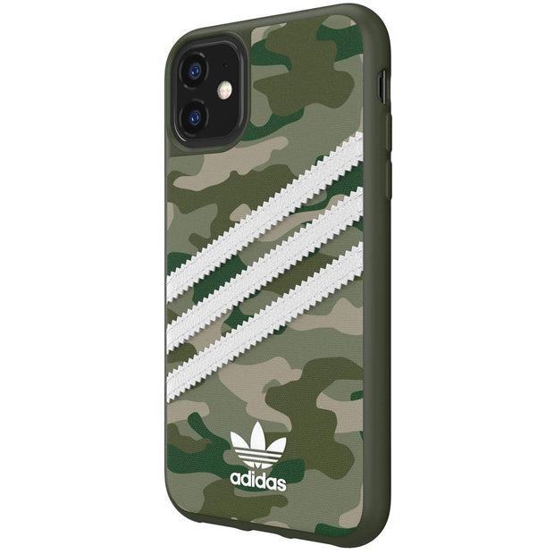 Adidas iPhone 11 6.1 (2019) 3-Stripes Snap Case