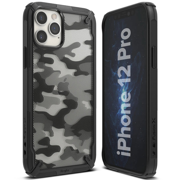 Ringke iPhone 12 / Pro 6.1 (2020) Fusion X Design Series Case