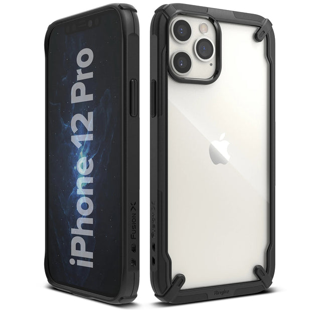 Ringke iPhone 12 / Pro 6.1 (2020) Fusion X Series Case
