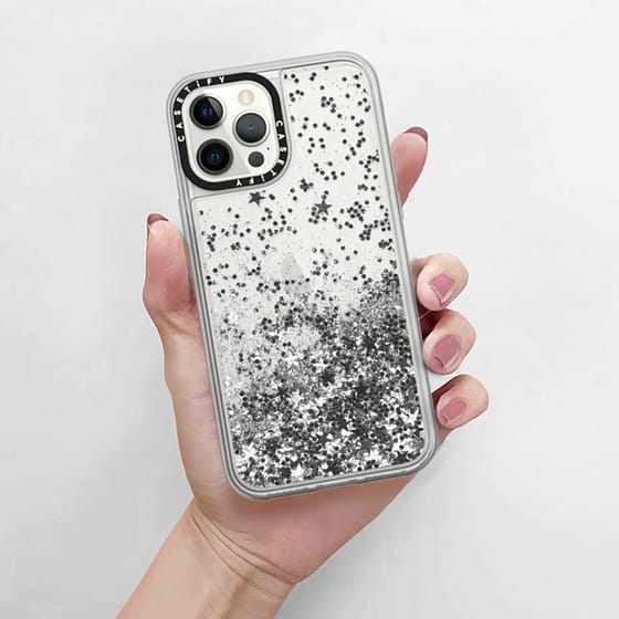 Casetify iPhone 12 Pro Max 6.7 (2020) Glitter Case