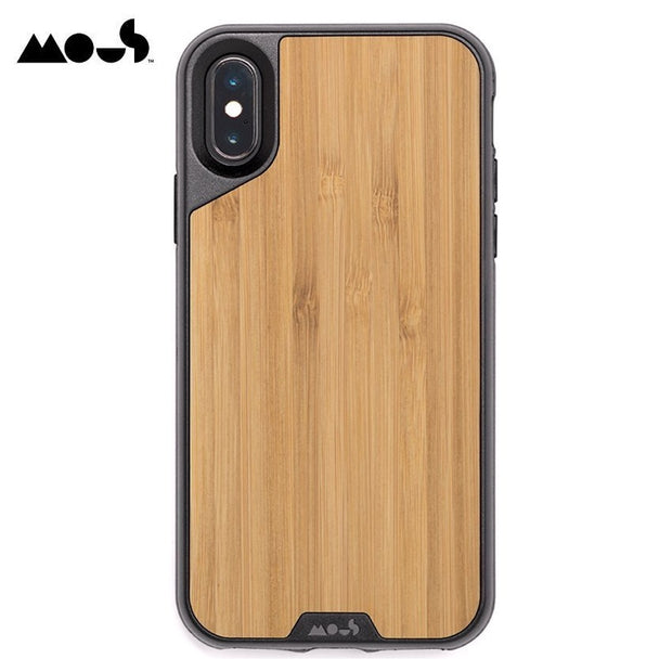 MOUS iPhone XS 5.8 / X Limitless 2.0 Case - Mobile.Solutions