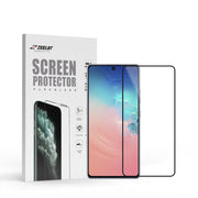 ZEELOT Samsung S10 Lite PureGlass (2.5D) Full Coverage Tempered Glass Screen Protector