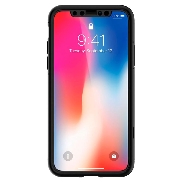 Spigen iPhone X Thin Fit 360 Case - Mobile.Solutions