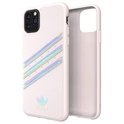 Adidas iPhone 11 Pro Max 6.5 (2019) 3-Stripes Snap Case