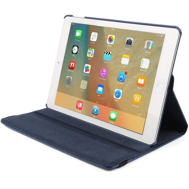 iPad Mini 4 Luxury PU Leather Rotary Flip Case
