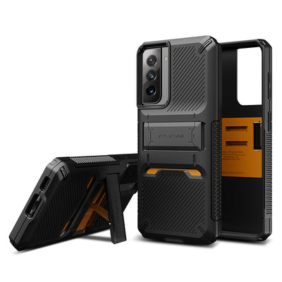 VRS Design Samsung S21+ Plus Damda Quickstand Case