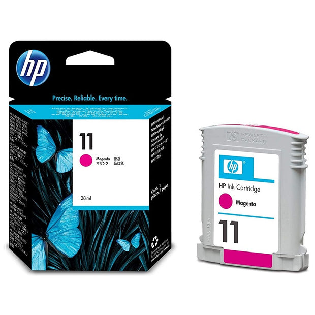 HP 11 Colour Ink Cartridge (C4836A, C4837A, C4838A)