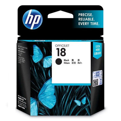 HP 18 Colour Ink Cartridge (C4936A, C4937A, C4938A, C4939A)