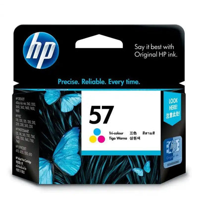 HP 57 Tri-Color Ink Cartridge (C6657AA)