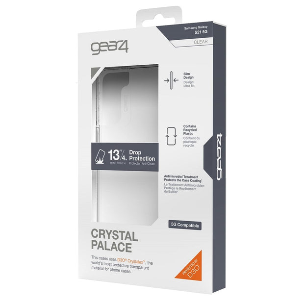 Gear4 Samsung S21 Crystal Palace Case