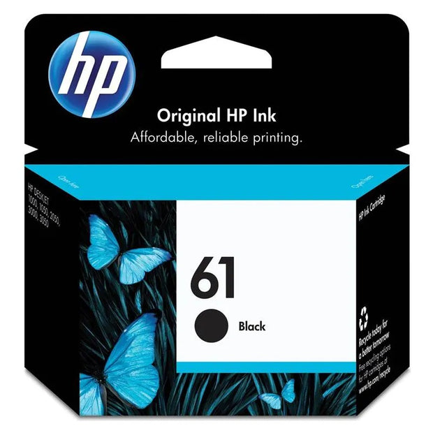 HP 61 Black Ink Cartridge (SD549AA)