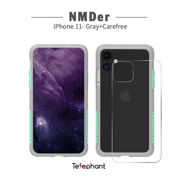 Telephant iPhone 11 6.1 (2019) NMDer Case