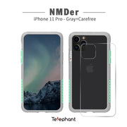 Telephant iPhone 11 Pro 5.8 (2019) NMDer Gray Base Case