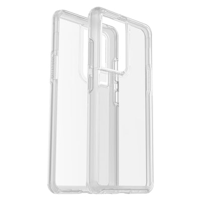 OtterBox Samsung S21 Ultra Symmetry Clear Series Case