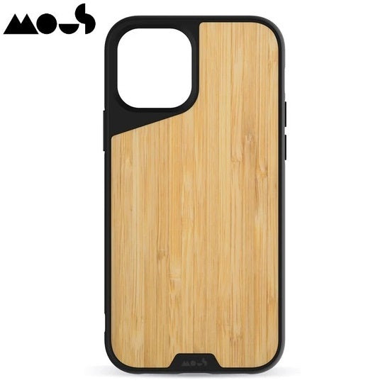 MOUS iPhone 12 Pro Max 6.7 (2020) Limitless 3.0 Shockproof Case