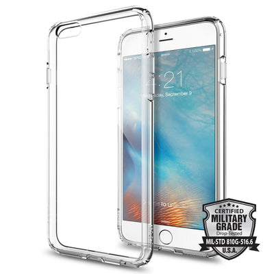 Spigen iPhone 6 / 6s Ultra Hybrid Case - Mobile.Solutions