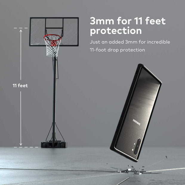 RhinoShield Samsung Note 10+ Plus CrashGuard Case