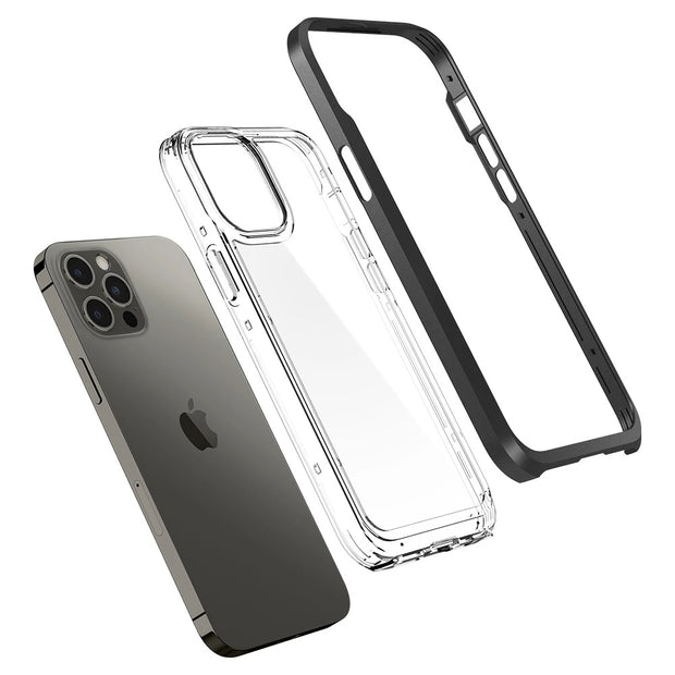 Spigen iPhone 12 Pro Max 6.7 (2020) Neo Hybrid Crystal Case
