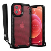 VRS Design iPhone 12 Mini 5.4 (2020) Crystal Mixx Pro Case