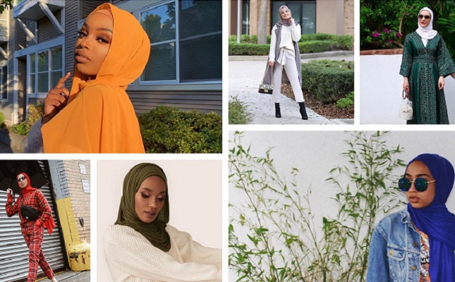 7 Go-To Hijab Colors that Aren't Beige - the Alternative Neutrals!