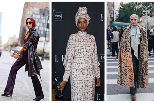 The New Norm – Hijab and Fashion at NYFW!
