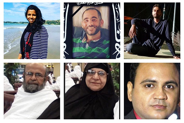 Say Their Names - Remembering the Victims of the New Zealand Masajid Attacks