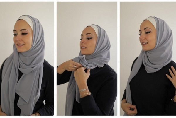 16 Foolproof Steps on How to Wear a Hijab!