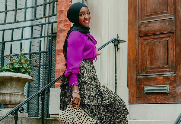 1a66f4366fd Master the Art of Formal Hijab Styling like your Favorite ... – Haute Hijab