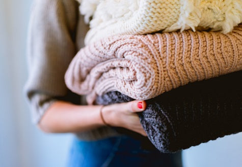4 Ways to Lean into the Cozy and Treat Yo Self!