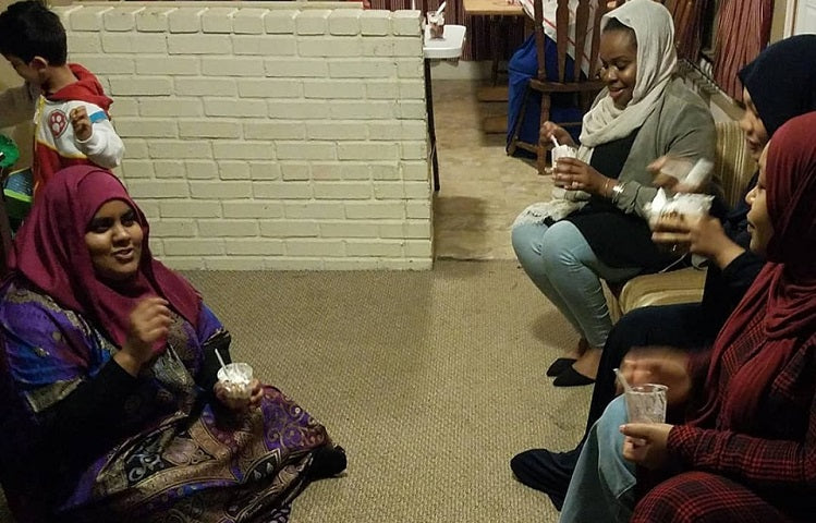 Reflections on a Black Iftar - A One-Night Sanctuary from