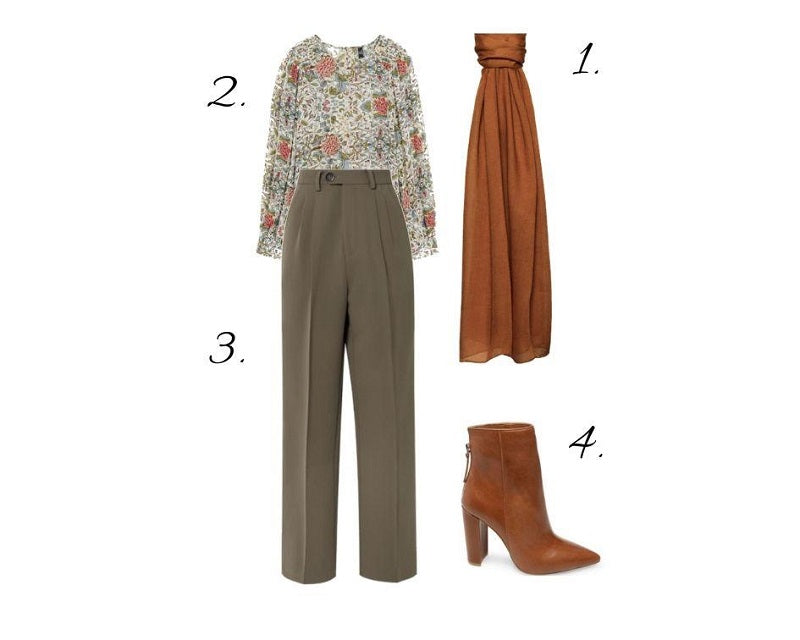 Fall looks - viscose
