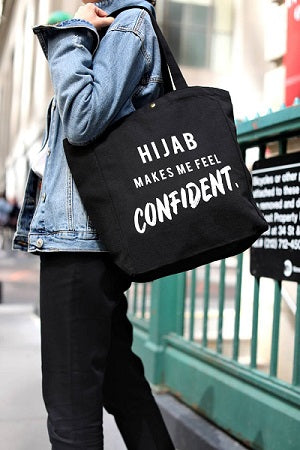 Hijab Makes Me Feel Confident