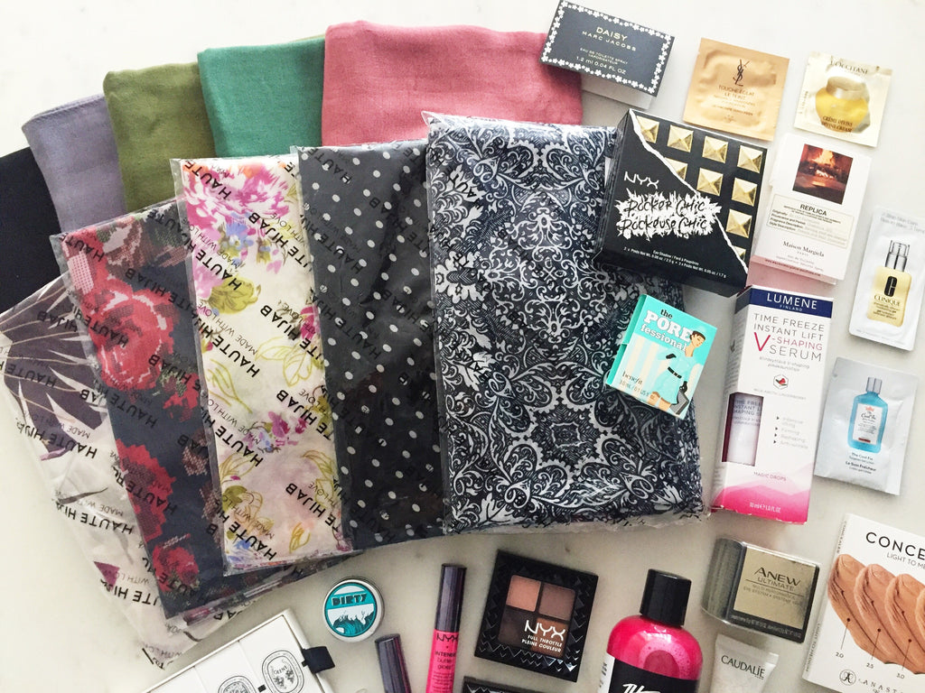 MASSIVE Giveaway! 10 Haute Hijabs + TONS of Freebies [CLOSED]