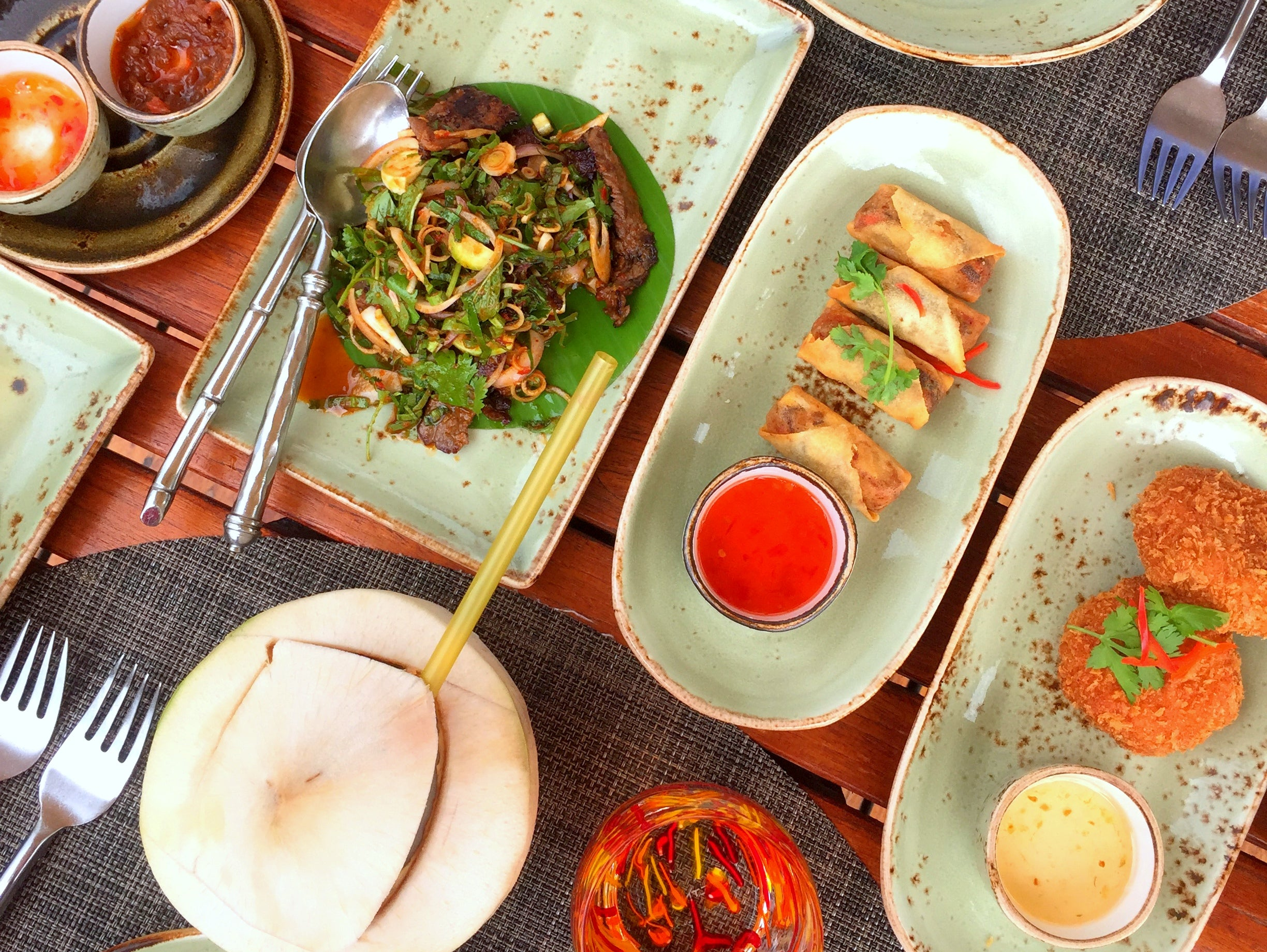 Pai Thai Al Qasr Brunch